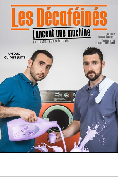 Affiche Lancent une machine 40X60 (DEF) PHOTO 2