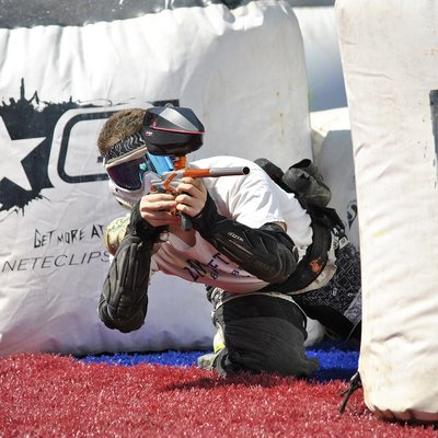 PAINTBALL - LASER GAMES